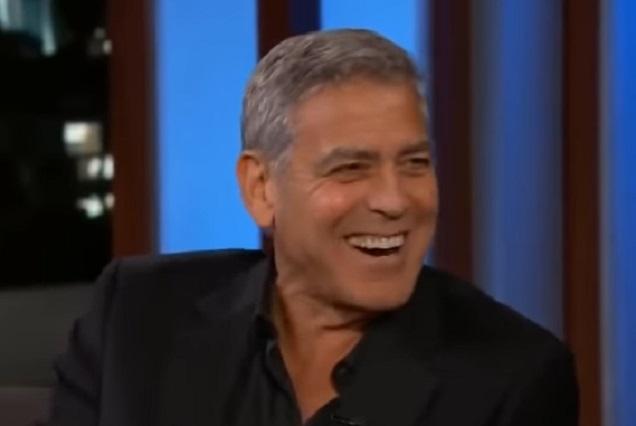 George Clooney en polémica tras ser confundido con Jeffrey Epstein
