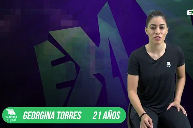 Georgina Torres va por los contendientes a Exatlón México