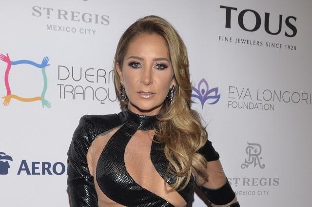 ¿Geraldine Bazán demandará a su ex por difundir fotos de sus hijas?