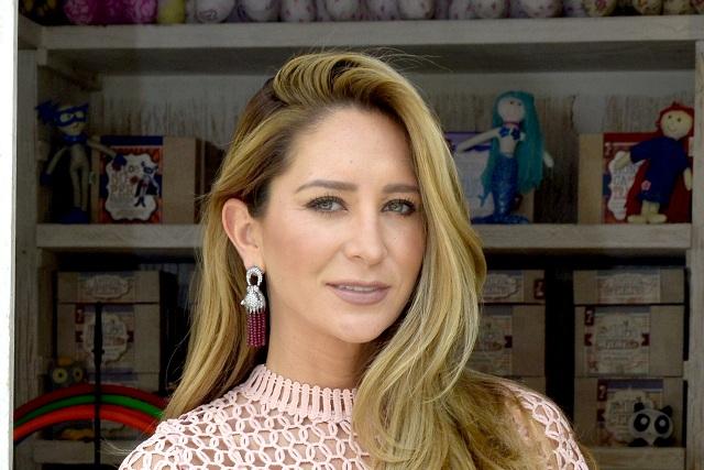 Geraldine Bazán no tendría problema en trabajar con Julián Gil pese a escándalo