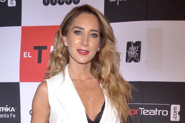 Geraldine Bazán revela por qué rompió con Santiago Ramundo