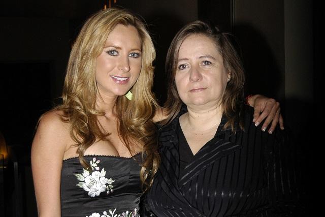Geraldine Bazán tiene mucha madre, aunque ella se enoje: Doña Rosalba