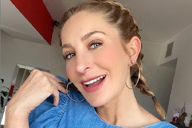 Geraldine Bazán no se arrepiente de su matrimonio con Gabriel Soto