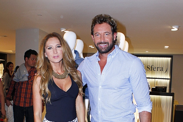 Geraldine Bazán se niega firmar el divorcio de Gabriel Soto