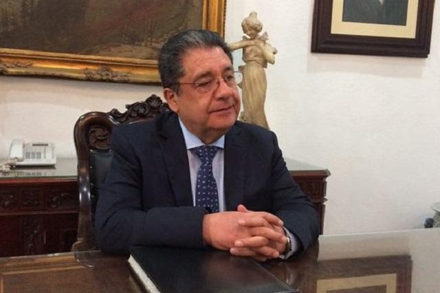 Desconoce Colegio de Notarios sanción a fedatario de Texmelucan