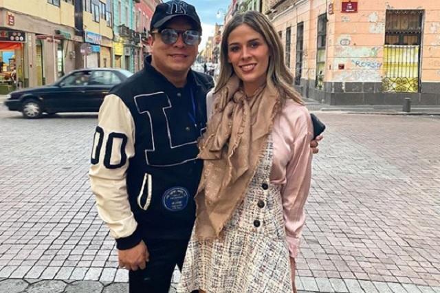 Gerardo Islas, diputado poblano, presume su boda en redes