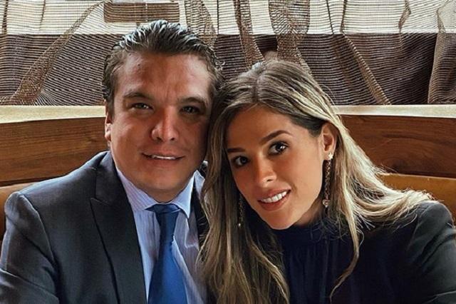 Gerardo Islas y Claudia Wade esperan su primer hijo