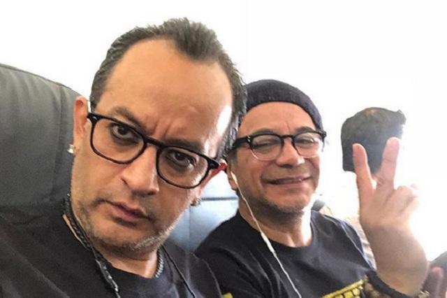 Video: Sergio Mayer le gana apuesta a Germán Ortega y lo exhibe en tanga