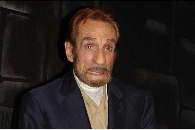 Germán Robles participó en más de 90 películas