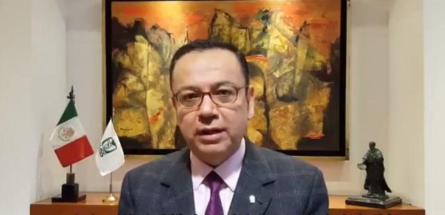 Renuncia Germán Martínez al IMSS y acusa a Hacienda de injerencia