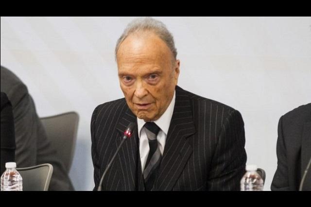 Deja Gertz Manero la FGR; llegaría en su lugar Miguel Arroyo