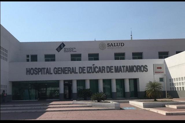 Requieren más personal médico en el Hospital de Izúcar