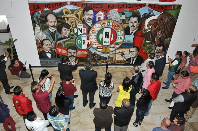 Se apuntan Humberto Aguilar e Iván Galindo para dirigir al PRI