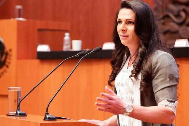 Nombran a Ana Gabriela Guevara para dirigir la Conade