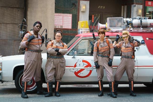 Peligra secuela de Ghostbusters: cinta está lejos de los 300 mdd