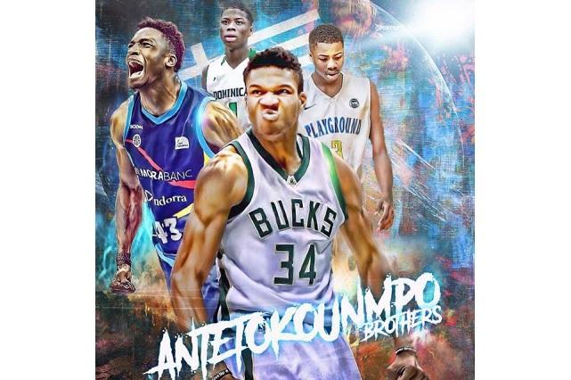 Giannis Antetokumpo cumple 25 años y sus Bucks derrotan a Clippers