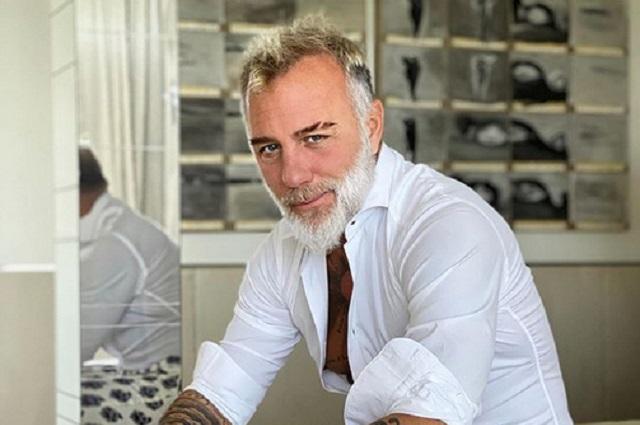 Gianluca Vacchi debutará como padre junto a su joven novia Sharon Fonseca