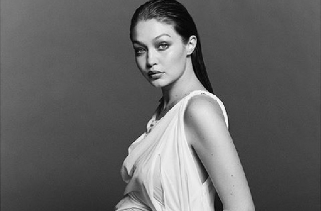 Gigi Hadid muestra las primeras fotos de su embarazo