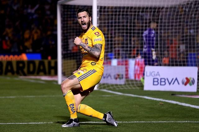 Gol de Gignac a Pumas aparece entre los nominados al Puskas 2020