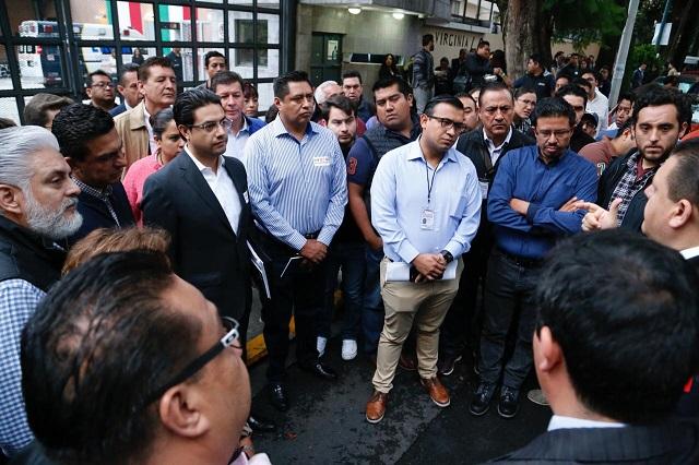 Por Puebla al Frente tiene personal suficiente para el recuento: Giles