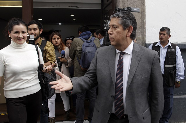 Valora Barbosa desempeño de Higuera en la Fiscalía General
