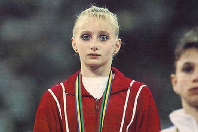 Excampeona olímpica ucraniana denuncia que compañero la violo a los 15 años