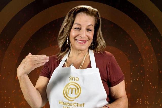 Gina es la sexta eliminada de MasterChef: La revancha