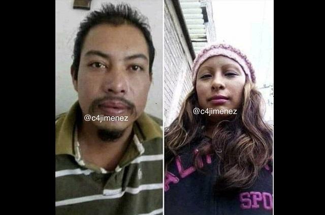 Giovana y Mario Alberto ofrecieron dinero para que los dejaran escapar
