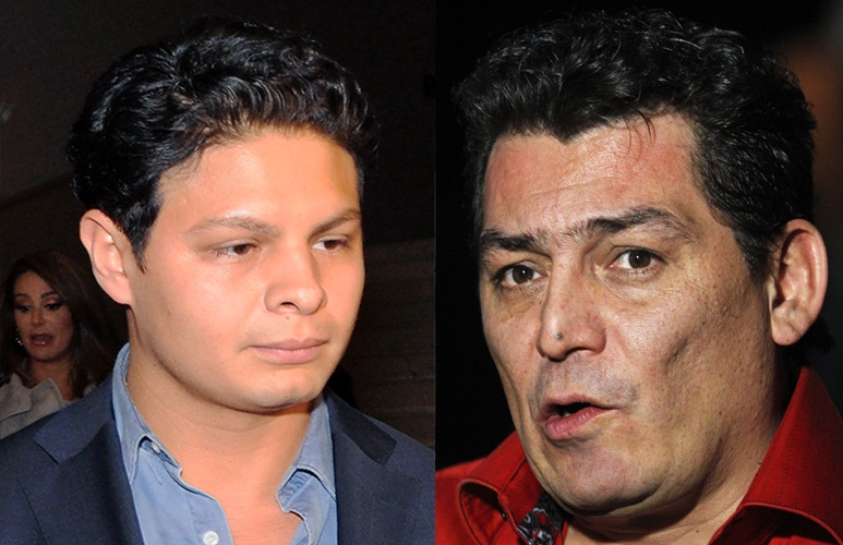 Giovanni Medina amenaza a José Manuel Figueroa para defender a Ninel