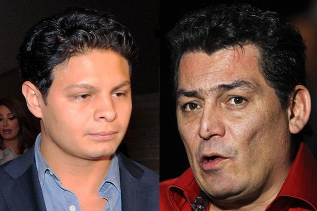 Giovanni Medina explota contra José Manuel Figueroa