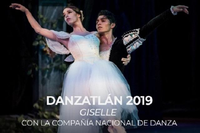 Danzatlán 2019 - Giselle con Kristina Kretova en el Palacio de Bellas Artes