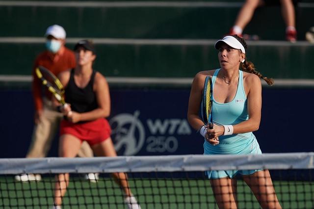Olmos y Krawczyk dejan ir la ventaja y se despiden del Monterrey Open