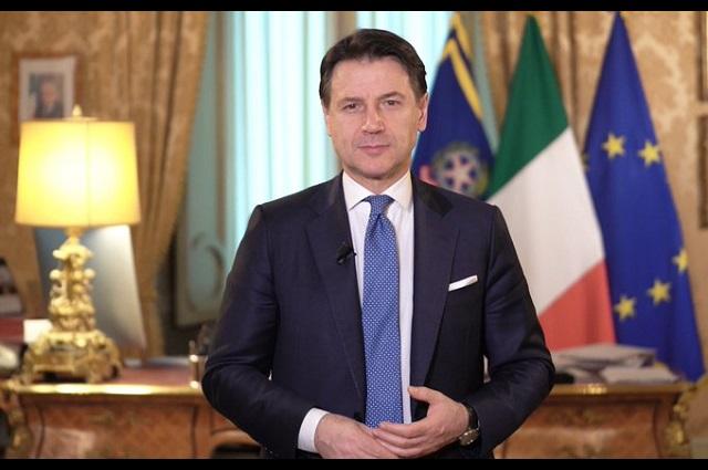 Primer Ministro pone a Italia en cuarentena y prohíbe desplazamientos