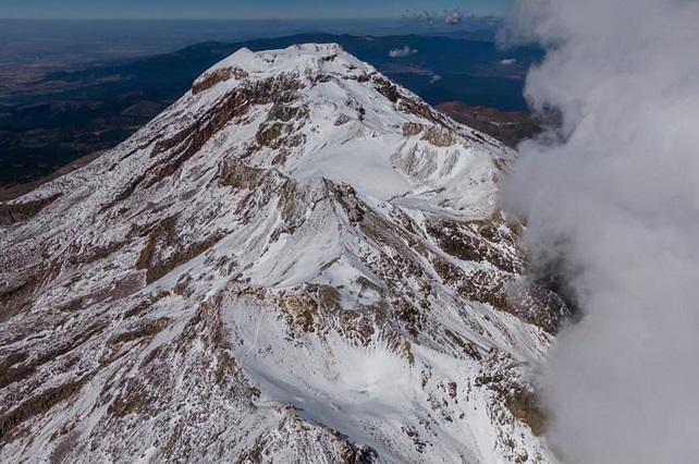 Desaparece el glaciar Ayoloco, en el Iztaccíhuatl