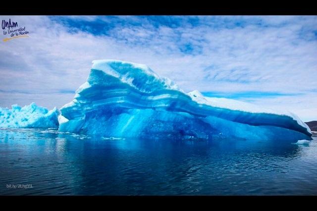 Estudian en glaciares antiguos el clima del pasado