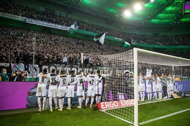 Gladbach aplasta por 5-0 a Bayern de Múnich en copa alemana