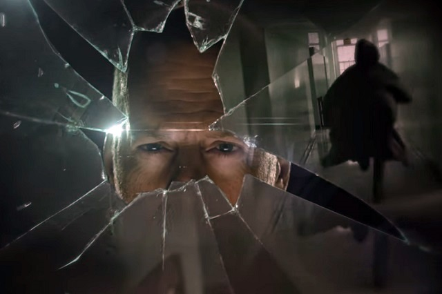 Presentan nuevo teaser de la película Glass de Bruce Willis en YouTube