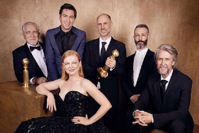 Esta es la lista completa de ganadores de los Golden Globes Awards