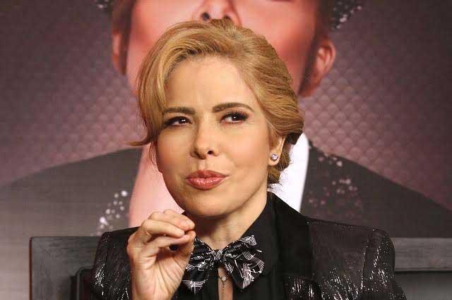 Gloria Trevi presume el amor que le tiene Armando Gómez
