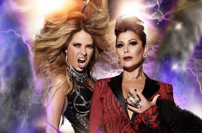 Gloria Trevi y Alejandra Guzmán confirman concierto en México