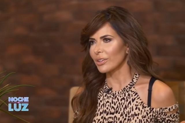 Gloria Trevi da detalles de su ruptura con Armando Gómez
