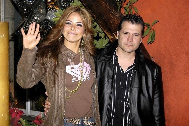 Gloria Trevi reaparece en público con Armando Gómez