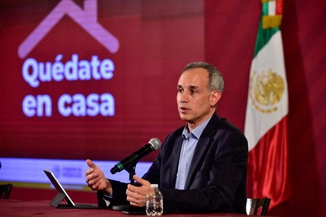 Va a Cuetzalan López-Gatell para plan de Salud Comunitaria
