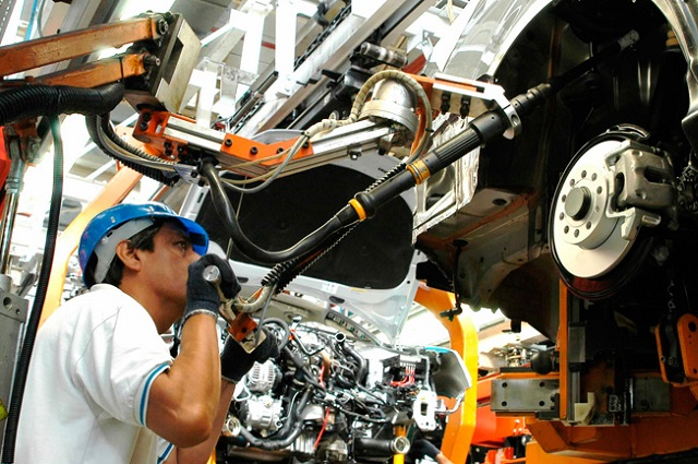 Llegan fabricantes chinos de autopartes, gracias al T-MEC