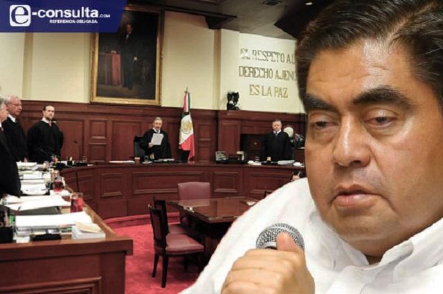 Minimizan ola de juicios de la CNDH contra reformas de la 4T