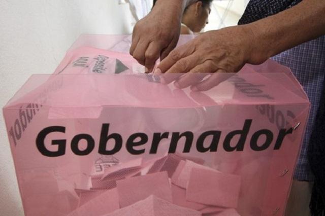 Atrae INE conteo rápido de la elección de gobernador en Puebla