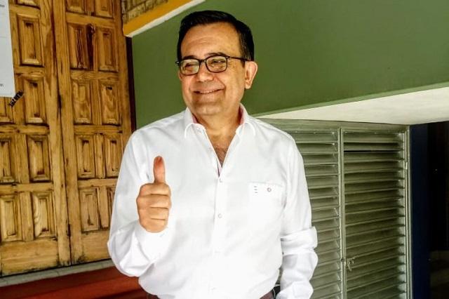 Ildefonso Guajardo podría lanzarse por la gubernatura de Nuevo León