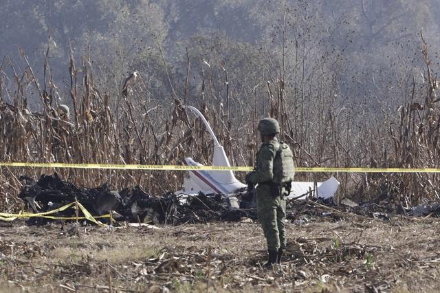 Cae quinto acusado por caída de helicóptero de los Moreno Valle