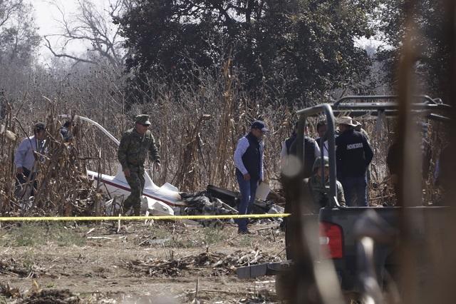 Incrimina a Barbosa silencio de gobierno sobre helicopterazo: Cortés