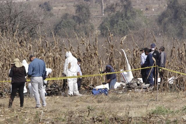 Demandan información de causa de muerte de los Moreno Valle